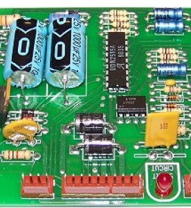 This is a photo of a Micro P-26 Board #MICRO-P-26-STD.