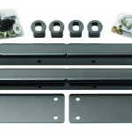 This is a photo of a Fifth Wheel Mounting Kit for Dodge #30067.