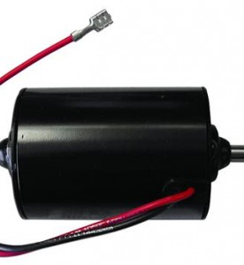 This is a photo of a Coleman Furnace Motor #4334-3019.